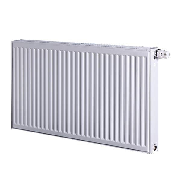英国泰克尼克瓦楞式钢制板式暖气片(600*600)