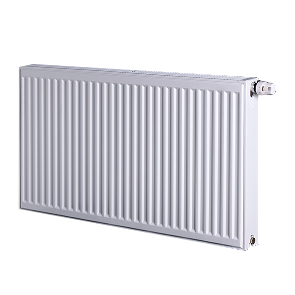 泰克尼克瓦楞式钢制板式暖气片(600*600)